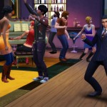the sims 4_dancing