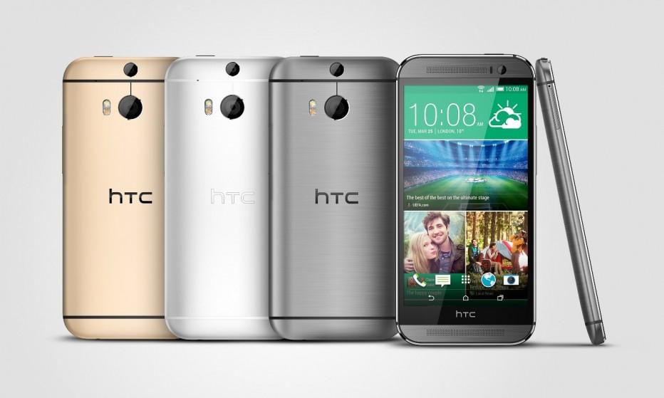 HTC One M8: Premium μόνο κατ' όψη