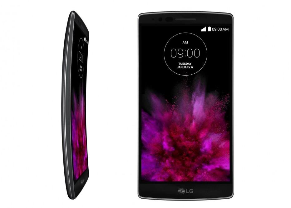 LG G Flex 2: Κυρτό γιατί μπορεί