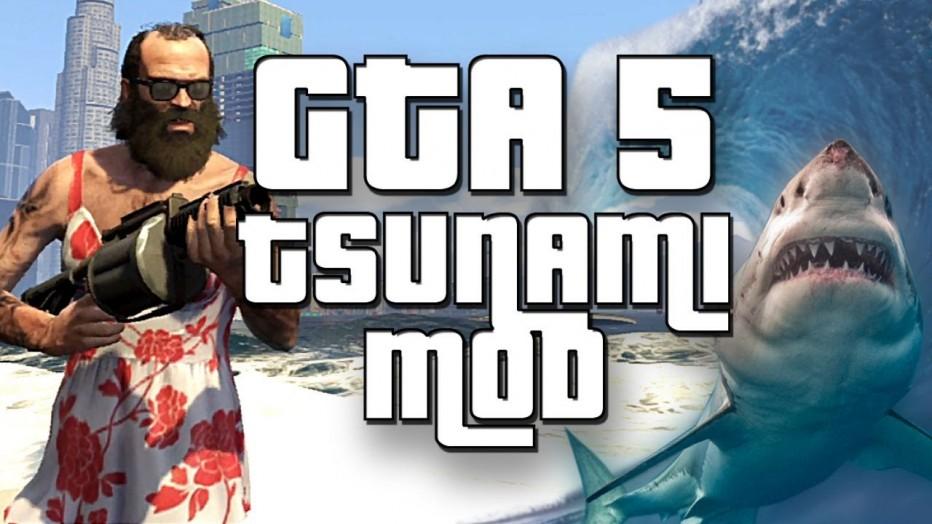 Τα πιο τρελά mods του GTA V