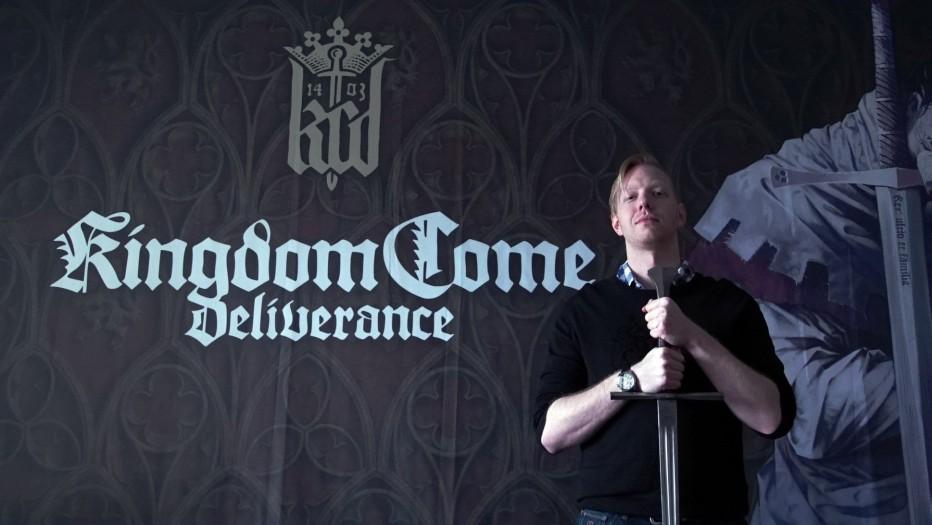 Ο Tobias Stolz-Zwilling μας μιλά για «Kingdom Come: Deliverance»