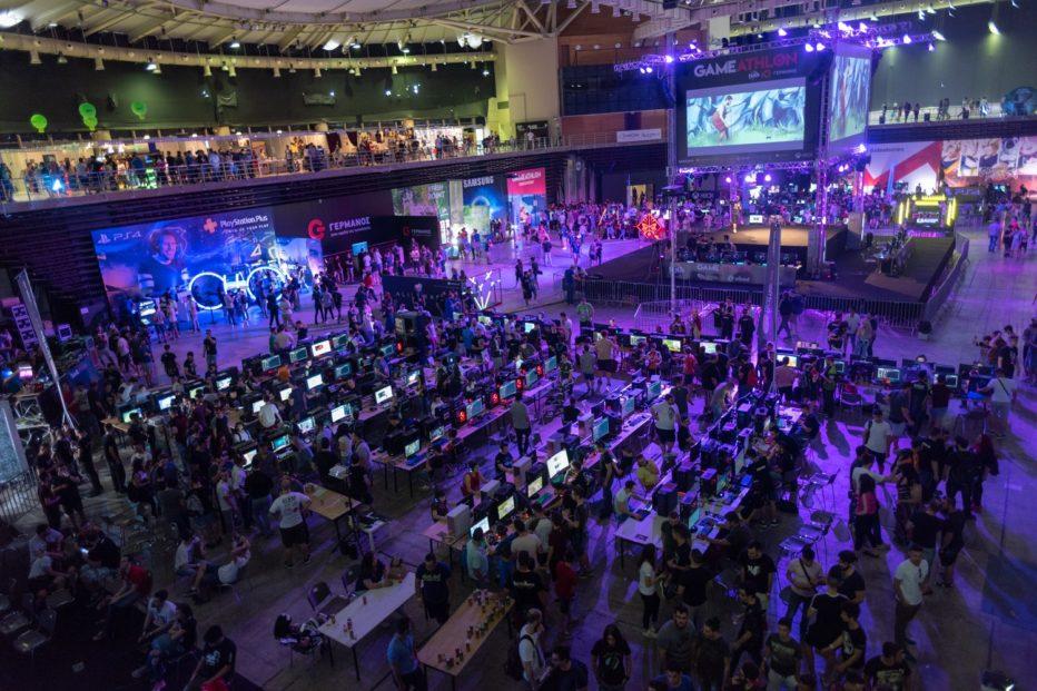 GameAthlon powered by ΓΕΡΜΑΝΟΣ: 12.000 επισκέπτες σε ένα μοναδικό event