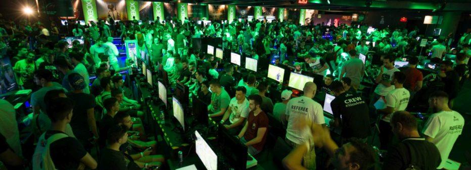 Πάνω από 8.000 gamers στο Xbox Arena Festival powered by Πλαίσιο!