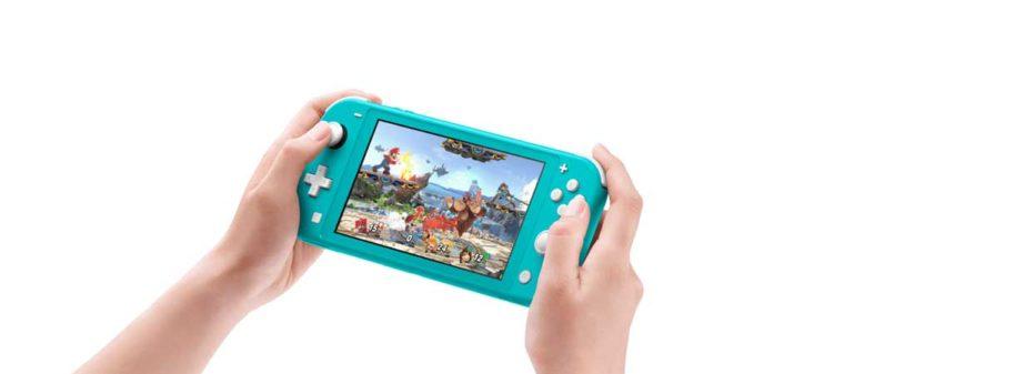 Nintendo Switch Lite: Η επιστροφή των handheld!
