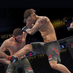 EASports UFC 4